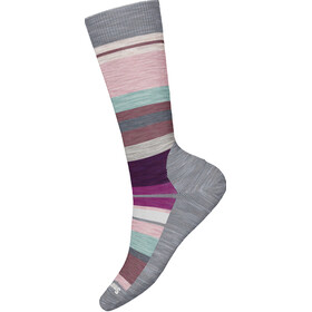 Smartwool Saturnsphere Socks Damen light gray/mint